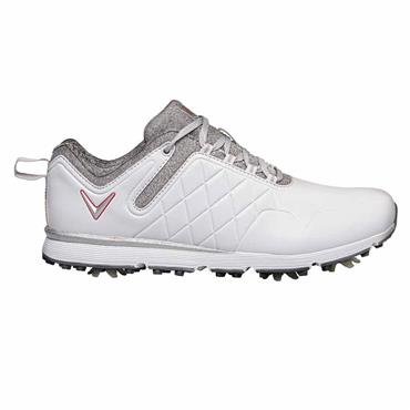 Callaway Lady Mulligan Shoes White - Heather
