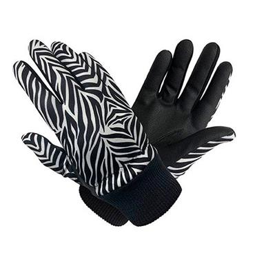 Surprizeshop Ladies Polar Stretch Winter Gloves Zebra
