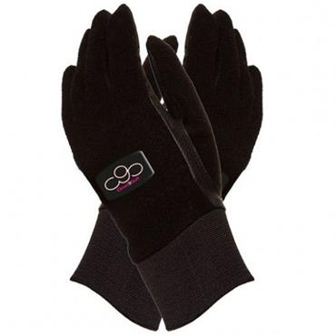 Surprizeshop Fleece Winter Gloves Ladies Black