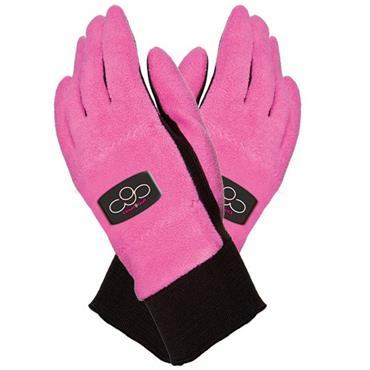 Surprizeshop Fleece Winter Gloves Ladies Pink
