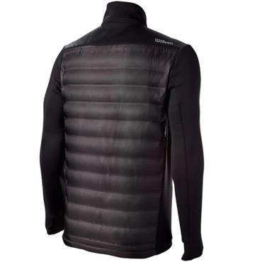 Wilson Gents Performance Padded Jacket Black