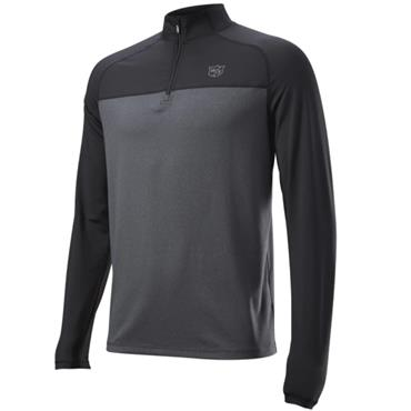 Wilson Gents Thermal Tech Top Black