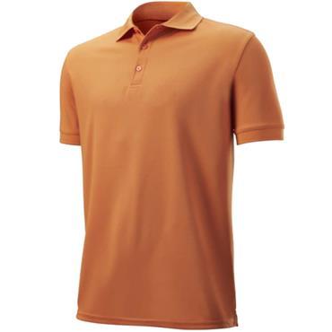 Wilson Gents Authentic Polo Orange