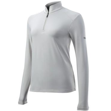 Wilson Ladies Thermal Tech Top White