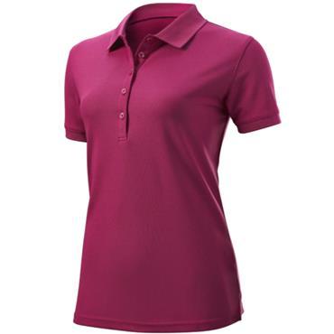 Wilson Ladies Authentic Polo Purple