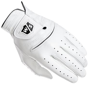 Wilson Gents FG Tour Golf Glove Gents Left Hand White