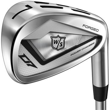 Wilson D7 Forged 7 Steel Irons 4-PW Gents RH