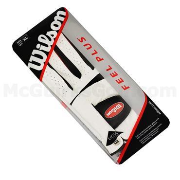 Wilson Gents Feel Plus Golf Glove Right Hand