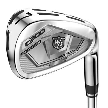 Wilson Staff C300 Forged 7 Steel Irons 4-PW Gents RH