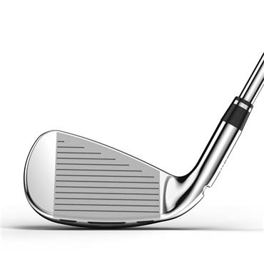 "Wilson D7 7 Steel Irons 5-SW Plus 1/2"" Uniflex RH"