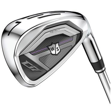 Wilson D7 6 Graphite Irons 6-SW Ladies RH