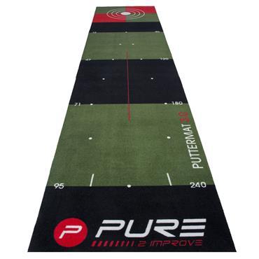 Pure 2 Improve 3 Meter Putting Mat  .