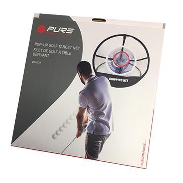Pure 2 Improve Pop-up Golf Target Net  ONE