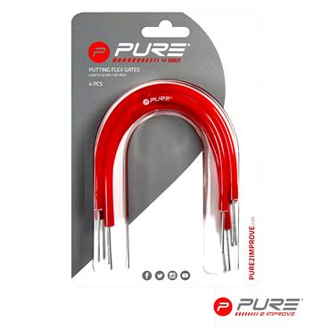 Pure 2 Improve Putting Arch Set of 4  ONE