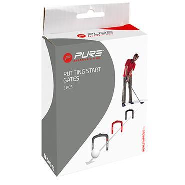 Pure 2 Improve Training Gates Set of 3  ONE