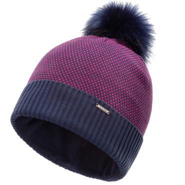 Ping Ladies Birdseye Knit Bobble Hat 99 OXBLUO18