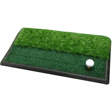 Longridge Dual Practice Mat  Green