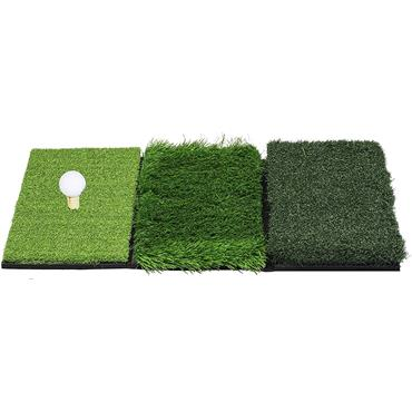 Longridge 3 Turf Practice Mat  Green