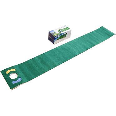 Longridge Deluxe Putting Mat 195 x 30 cm  Green