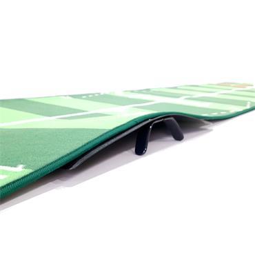 Longridge 4 Speed Track Putting Mat  Green