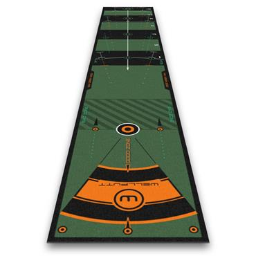 Wellputt Mat 3m X 50cm High Speed Green