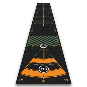 Wellputt Mat 4m Premium High Speed Green