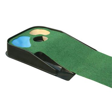 Masters Golf Deluxe Hazard Putting Mat  .