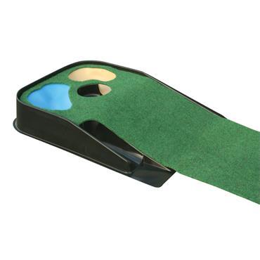 Eyeline Golf Deluxe Hazard Putting Mat  .