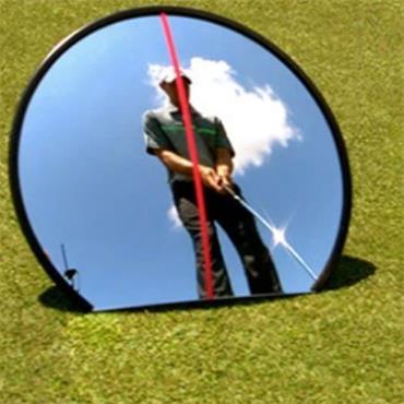Eyeline Golf 360 Degree Mirror  .