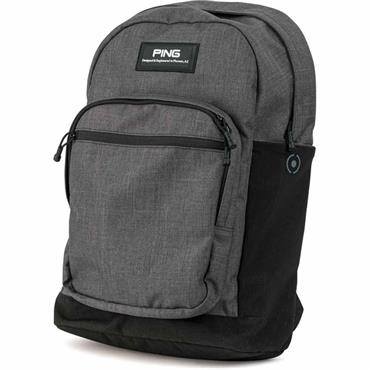 Ping Backpack 201  Heather Grey
