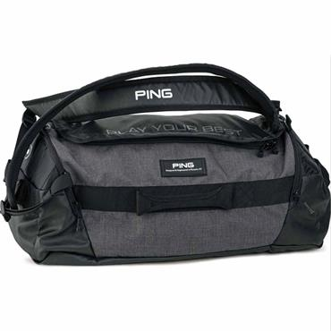 Ping Duffel Bag 201  Heather Grey