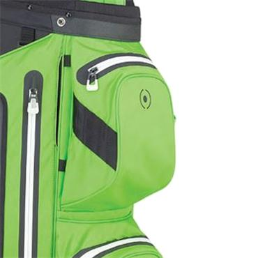 Ping Pioneer Monsoon 201 Cart Bag  Lime/Black