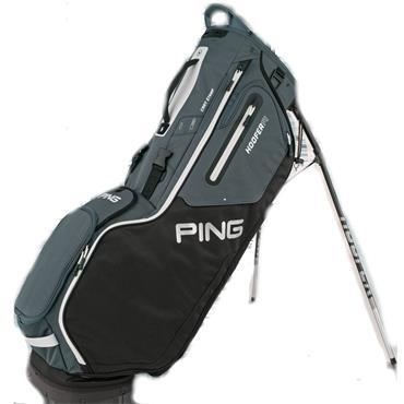 Ping Hoofer 14 201 Carry Bag  Black Slate White