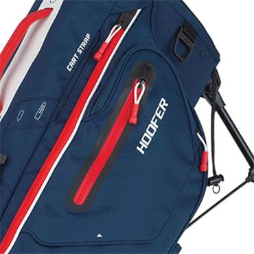 Ping Hoofer 201 Carry Bag  Navy Red White