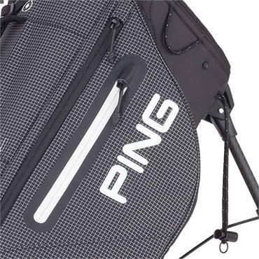 Ping Hoofer Craz-E Lite 201 Carry Bag  Black White
