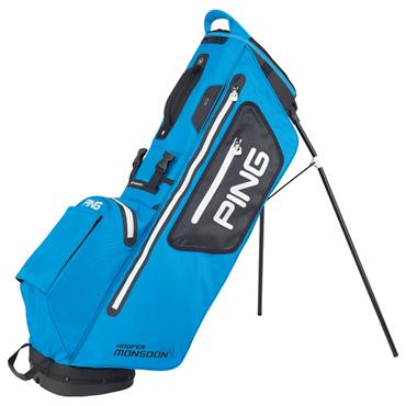 Ping Hoofer Monsoon 201 Carry Bag  Azure Black