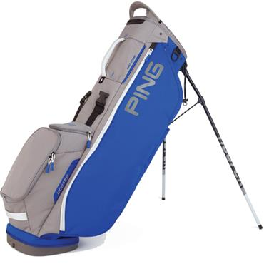 Ping Hooferlite 201 Carry Bag  Royal Silver White