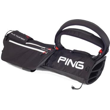Ping Moonlite 201 Carry Bag  Black Scarlet