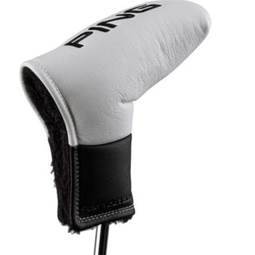 Ping Core Blade Putter Cover 201  White Black