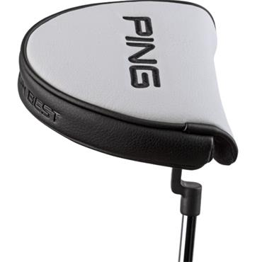 Ping Core Mallet Putter Cover 201  White Black