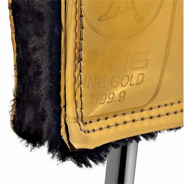 Ping Gold Vault Blade Putter Cover  Gold