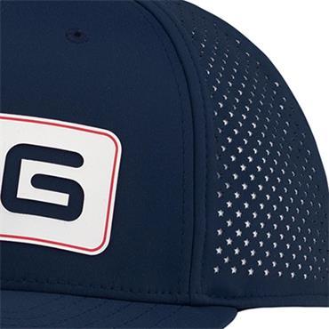Ping Tour Snapback Cap . Stars & Stripes