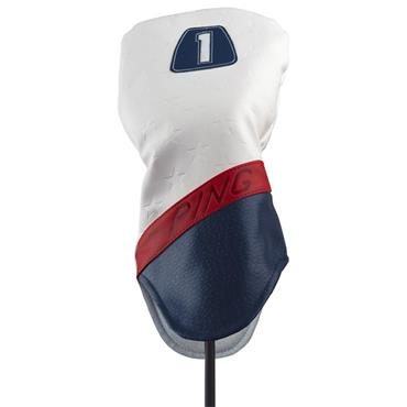 Ping Driver Cover . Stars & Stripes