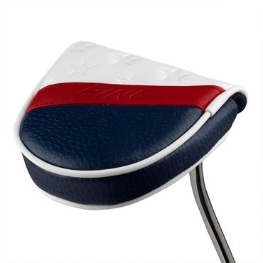 Ping Mallet Putter Cover . Stars & Stripes