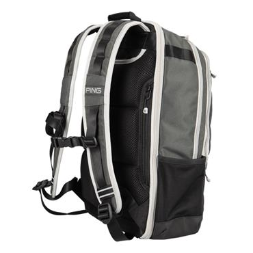 Ping Backpack  Steel/Black