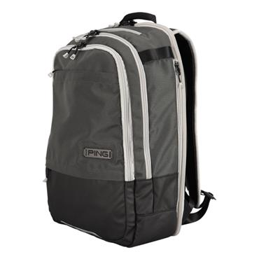 Ping Backpack Steel - Black