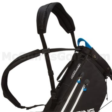 Ping Hoofer Monsoon Waterproof Bag  Black/Blue