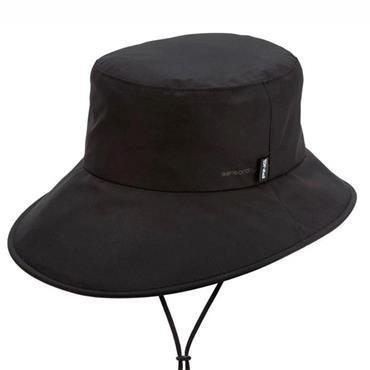 Ping Waterproof Bucket Hat  Black