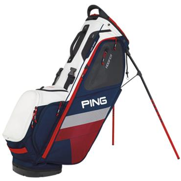 Ping Hoofer 181 Carry Bag  Navy/White/Red 05