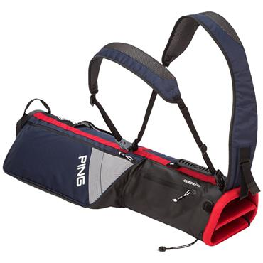 Ping Moonlite 181 Carry Bag  Navy Red White